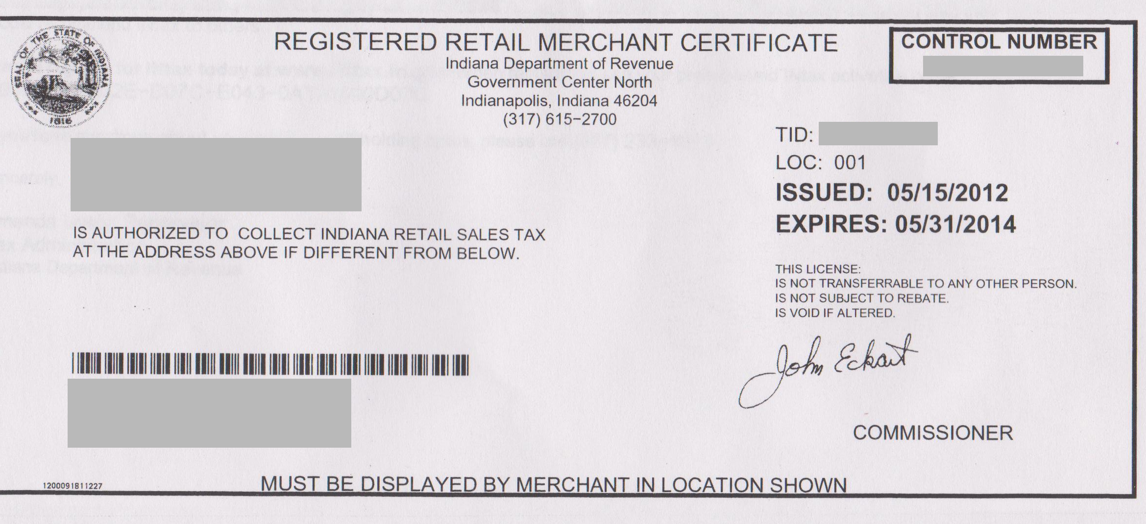 How do i obtain a resale certificate deeperdeals resale or exempt registered retail merchant certificate 1betcityfo Image collections