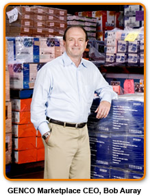GENCO Marketplace CEO, Bob Auray