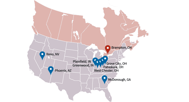 US Facilities