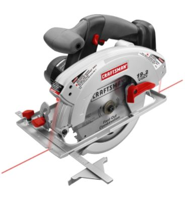 Craftsman Refurbished C3 19.2 volt 7-1/4'' Circular Saw with Laser at Sears.com