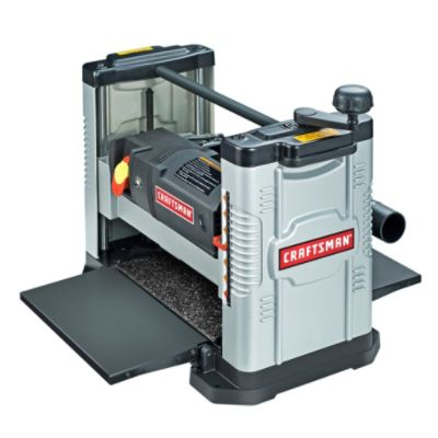 Craftsman - 12 amp 12-1/2' Bench Planer (21758) The price is $113.99.