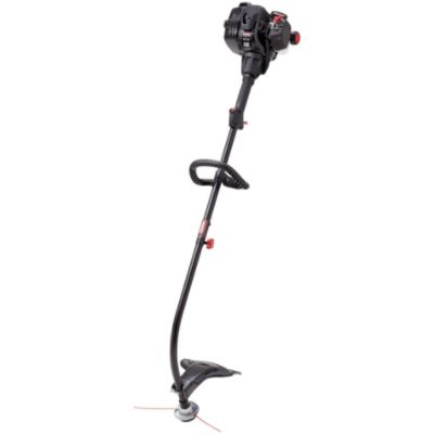Craftsman Refurbished 27cc* 2-Cycle Curved Shaft WeedWacker? Gas Trimmer at Sears.com