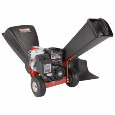 Craftsman - LEAFWACKERT 3-Way Chipper Shredder The price is $412.99.