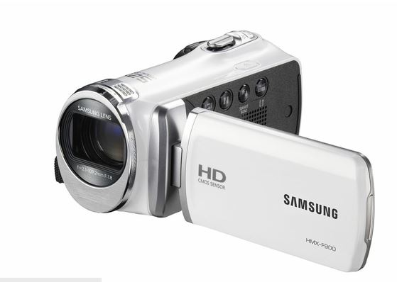 Samsung HD Camcorder with 52x Optical Zoom The price is $89.99.