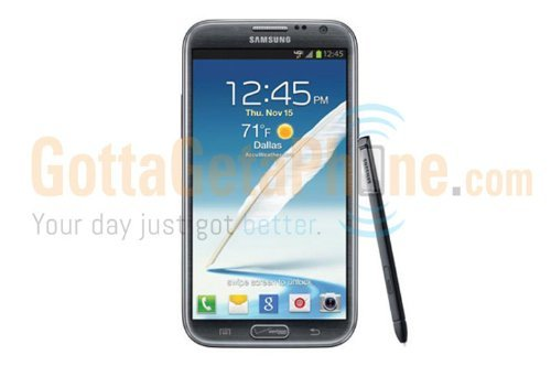 Samsung Galaxy Note 2 I605 Verizon CDMA Phone - Gray The price is $479.99.