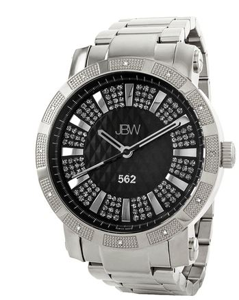 JBW 562 Men's Diamond Watch Collection The price is $144.99.