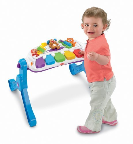 Fisher Price Learn & Move Music Station: T51249998