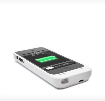 Lenmar Meridian Apple Certified Battery Case for iPhone 5 The price is $49.99.