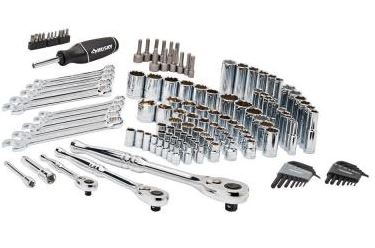 Mechanics Tool Set (134-Piece) The price is $46.99.