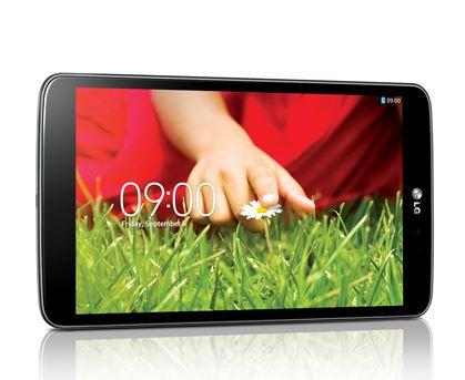 LG G Pad 8.3' Tablet - 16gb - Full HD Display - Black The price is $179.99.