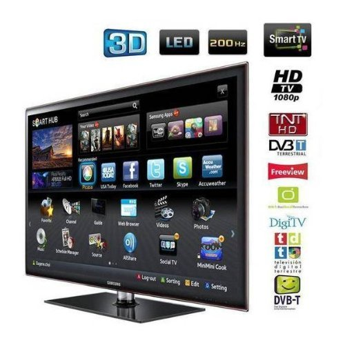 Samsung 60' LED 1080p HDTV UN60D7050LFXZA The price is $1,835.99 - $2,035.99.