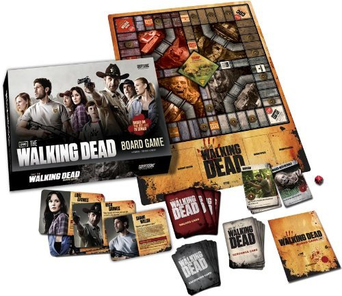 the walking dead board game 815442011855