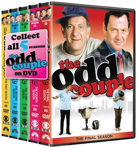 ODD COUPLE: COMPLETE SERIES DVD box set