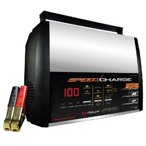 Schumacher SC-1200A SpeedCharge 12/8/2 Amp Charger/Maintainer/Starter/Tester