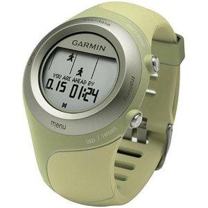 Garmin Forerunner 405 Wireless GPS-Enabled Sport Watch with USB ANT Stick and Heart Rate Monitor (Green) The price is $117.99.