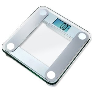 EatSmart Precision Digital Bathroom Scale The price is $17.99.