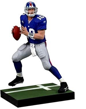 McFarlane Toys NFL Sports Picks Series 20 [2009 Wave 1] Action Figure Eli Manning (New York Giants)