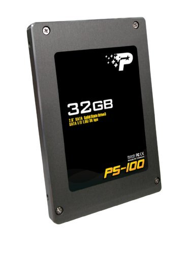Patriot 32 GB Signature Series SATA II 2.5 Inch Solid State Drive (SSD) PS32GS25SSDR