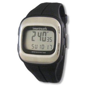 Smart Health Digital Pedometer Heart Rate Watch