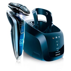 Philips Norelco 1280cc42 SensoTouch 3d Electric Shaver with Jet Clean System