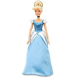 Disney Singing Cinderella Doll -- 17''