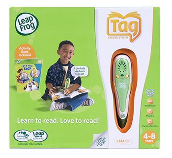 Leapfrog Enterprises LFC20800 The Tag Reading System 32 Mb