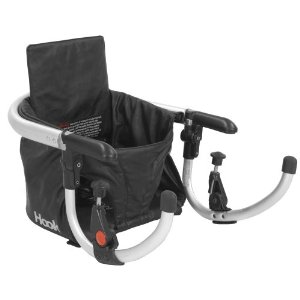 Joovy Hook On Highchair Black Leatherette