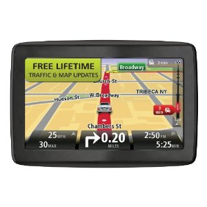 TomTom VIA 1505TM 5-Inch Portable GPS Navigator The price is $115.99.