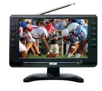 Supersonic SC499 Widescreen Portable Rechargeable LCD TV The price is $39.99.