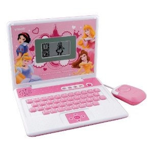 Vtech - Disney's Princess - Princess Fantasy Notebook