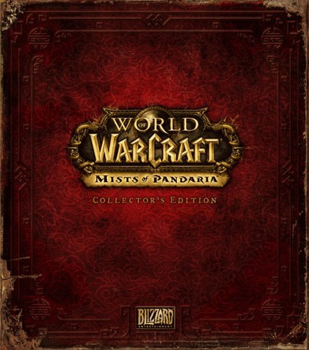 World of Warcraft: Mists of Pandaria Collector's Edition - PC/Mac The price is $44.99.