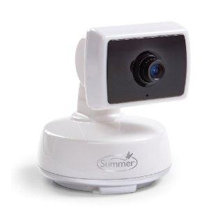 Summer Infant Baby Touch Digital Video Monitor Extra Camera, Black/White