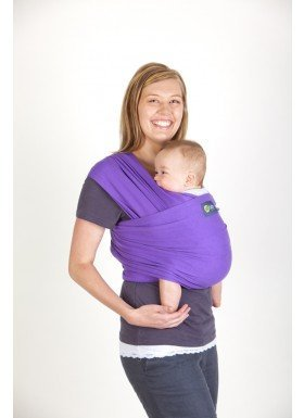 Boba Wrap Classic Baby Carrier - Purple The price is $26.99 - $31.99.