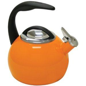 Chantal 40th Anniversary 2-Quart Enamel on Steel Tea Kettle