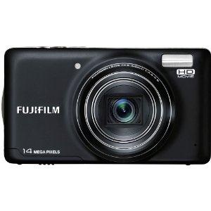 Fujifilm FinePix T350 Digital Camera (Black)