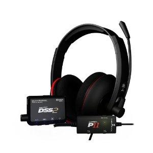 Turtle Beach Ear Force DP11 Dolby Surround Sound Gaming Headset