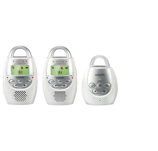 VTech Communications Safe & Sound Digital Audio Monitor with Two Parent Units The price is $29.99.