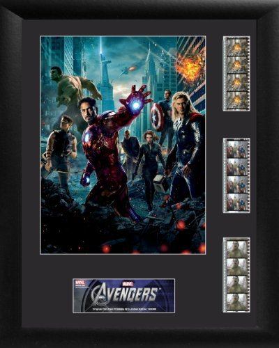 Trend Setters Ltd The Avengers S1 Triple Film Cell