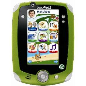 LeapFrog LeapPad2 Explorer, Green learning pad interactive learning