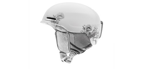 Smith Optics Allure Helmet (Large/59-63-cm, White Botanical) The price is $74.99.