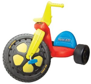 'The Original Big Wheel' - 16' Big Wheel Racer - Red