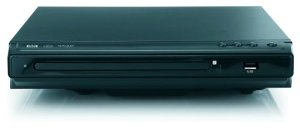 Sylvania SDVD6660 1080p Compact HDMI DVD Player with USB Port