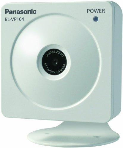 Panasonic BLVP104P H.264 HD Network Camera The price is $63.99.