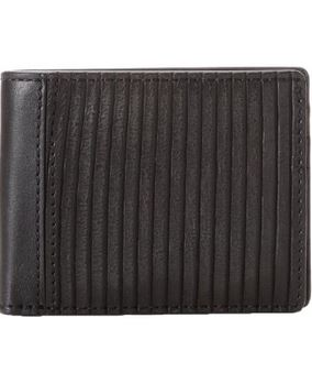 FRYE James Card Veg Cut Leather Wallet