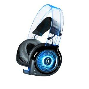 wireless headset gaming head phones video games
