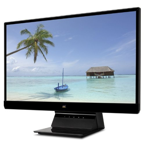 ViewSonic VX2270SMH-LED 22-Inch IPS LED Monitor (Frameless Design, Full HD 1080p, 30M:1 DCR, HDMI/DV