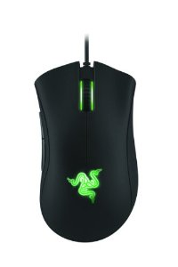 Razer DeathAdder 2013 Essential Ergonomic Gaming Mouse (RZ01-00840100-R3U1)