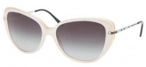 Ralph Lauren Womens 0RL8094B 53538G Butterfly Sunglasses,Pearl,57 mm