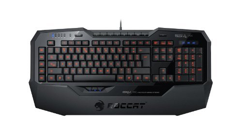 ROCCAT Isku FX Multicolor Gaming Keyboard (ROC-12-901) The price is $79.99.