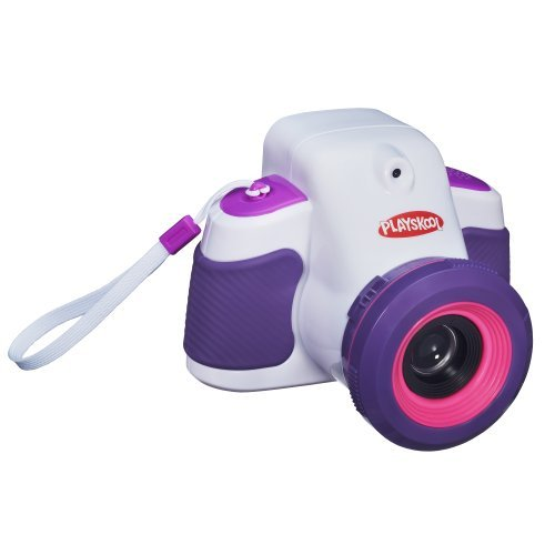 Playskool Showcam 2-in-1 Digital Camera and Projector (White)